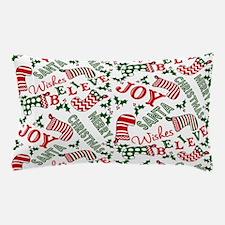 merry christmas joy Pillow Case