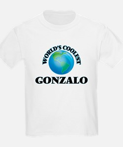 World's Coolest Gonzalo T-Shirt
