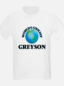 World's Coolest Greyson T-Shirt