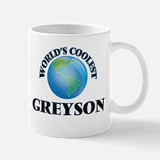 World's Coolest Greyson Mugs