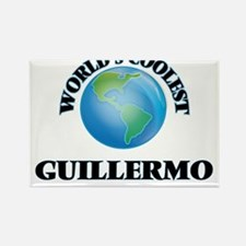 World's Coolest Guillermo Magnets