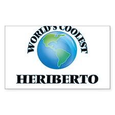 World's Coolest Heriberto Decal