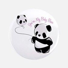 "Baby Bear 3.5"" Button"
