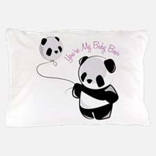 Baby Bear Pillow Case