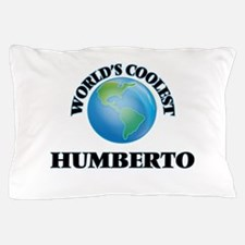 World's Coolest Humberto Pillow Case