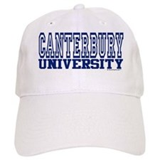 CANTERBURY University Baseball Cap