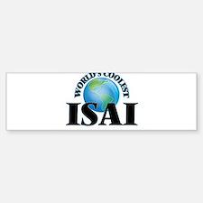 World's Coolest Isai Bumper Bumper Bumper Sticker