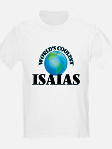 World's Coolest Isaias T-Shirt