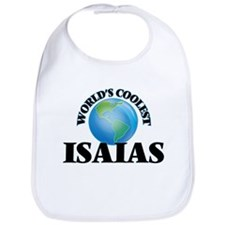 World's Coolest Isaias Bib