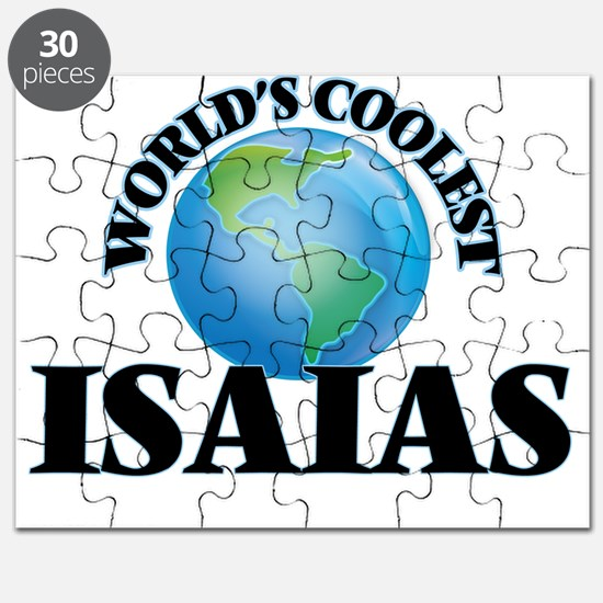 World's Coolest Isaias Puzzle