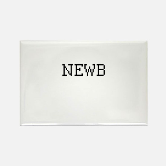 NEWB - Newby Rectangle Magnet