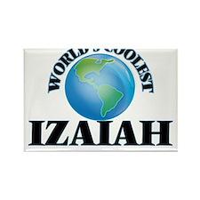 World's Coolest Izaiah Magnets