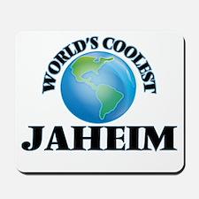 World's Coolest Jaheim Mousepad