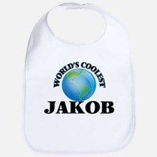 World's Coolest Jakob Bib