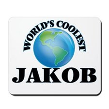 World's Coolest Jakob Mousepad