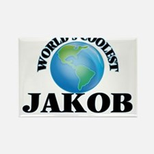 World's Coolest Jakob Magnets
