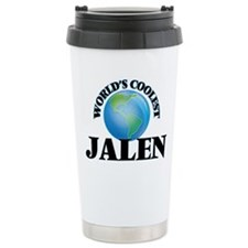 World's Coolest Jalen Travel Mug