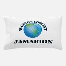 World's Coolest Jamarion Pillow Case