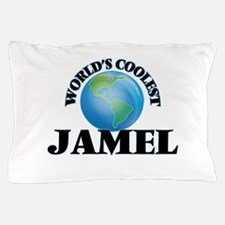 World's Coolest Jamel Pillow Case