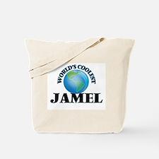 World's Coolest Jamel Tote Bag