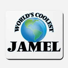 World's Coolest Jamel Mousepad
