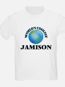 World's Coolest Jamison T-Shirt