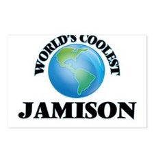 World's Coolest Jamison Postcards (Package of 8)