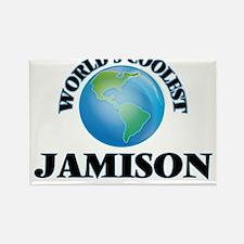 World's Coolest Jamison Magnets