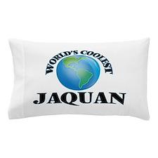 World's Coolest Jaquan Pillow Case