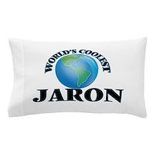 World's Coolest Jaron Pillow Case