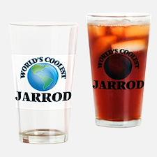 World's Coolest Jarrod Drinking Glass