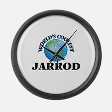 World's Coolest Jarrod Large Wall Clock
