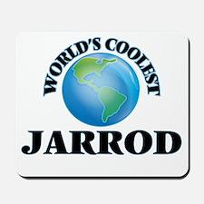 World's Coolest Jarrod Mousepad
