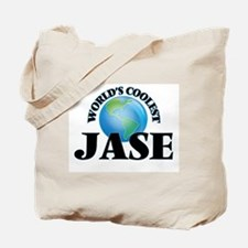 World's Coolest Jase Tote Bag