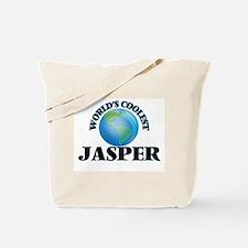 World's Coolest Jasper Tote Bag