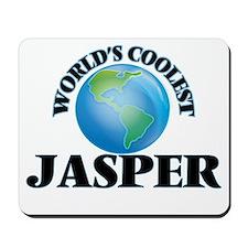 World's Coolest Jasper Mousepad