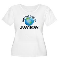 World's Coolest Javion Plus Size T-Shirt