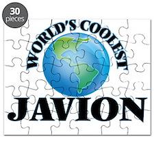 World's Coolest Javion Puzzle