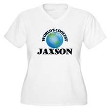 World's Coolest Jaxson Plus Size T-Shirt