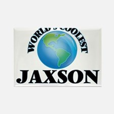 World's Coolest Jaxson Magnets