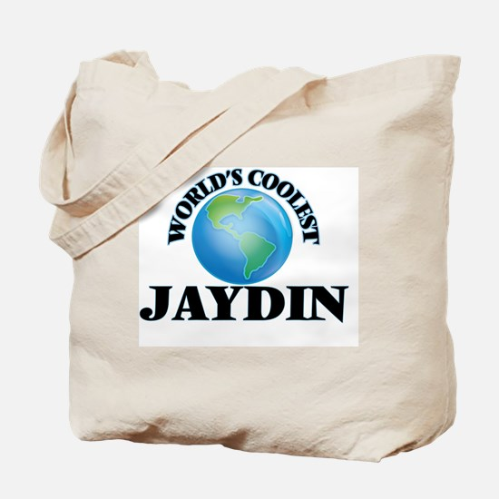 World's Coolest Jaydin Tote Bag