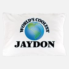 World's Coolest Jaydon Pillow Case