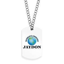 World's Coolest Jaydon Dog Tags