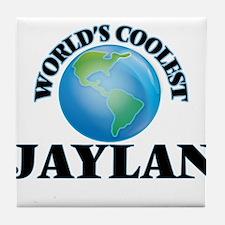 World's Coolest Jaylan Tile Coaster