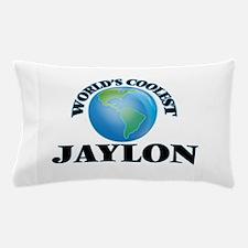 World's Coolest Jaylon Pillow Case