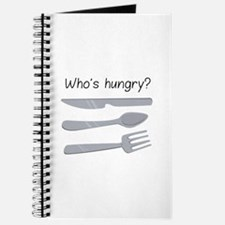 Whos Hungry Journal
