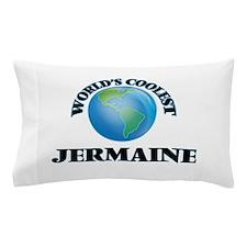 World's Coolest Jermaine Pillow Case