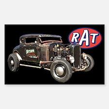 RAT - Nitro Sticker (Rectangle)