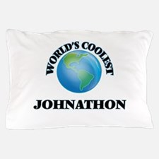World's Coolest Johnathon Pillow Case