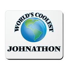 World's Coolest Johnathon Mousepad